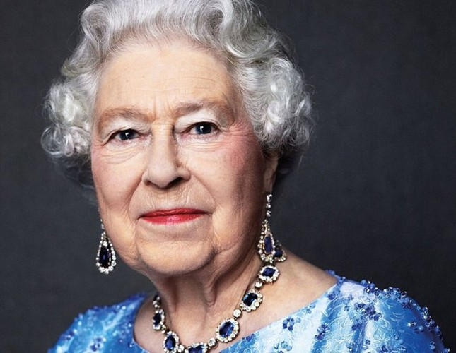 Bat mi su that cuc thu vi ve Nu hoang Elizabeth II