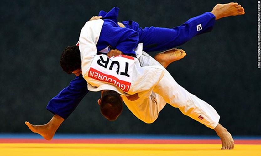 Bi mat thu vi mon vo Judo noi tieng cua Nhat Ban
