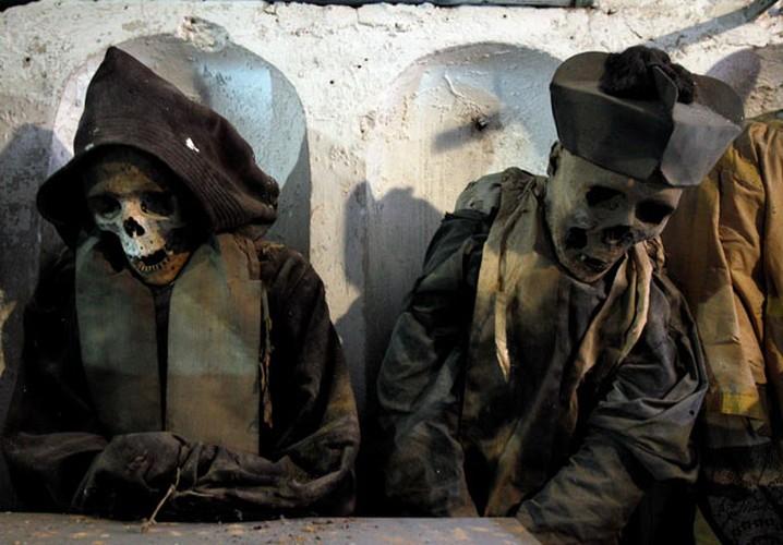 Bi mat nhung xac uop trong ham mo Capuchin o Italy-Hinh-8