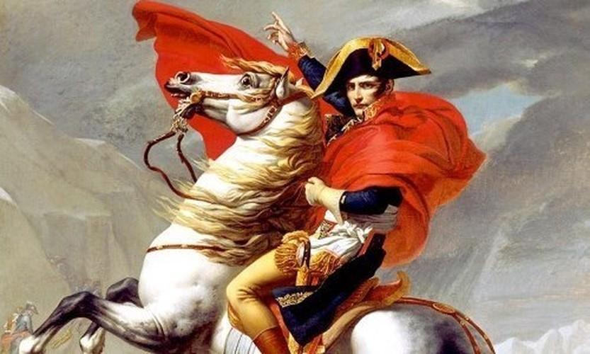 Nhung su that thu vi ve hoang de Napoleon Bonaparte