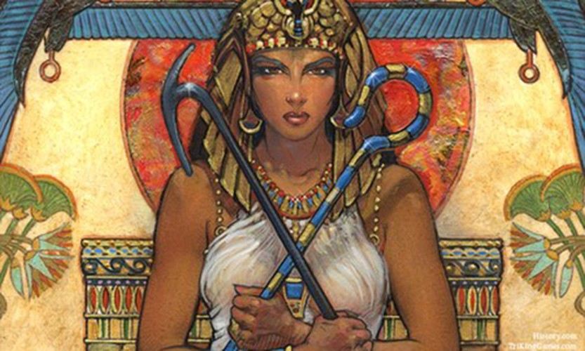 Lo nguyen nhan trieu dai cua Nu hoang Cleopatra sup do