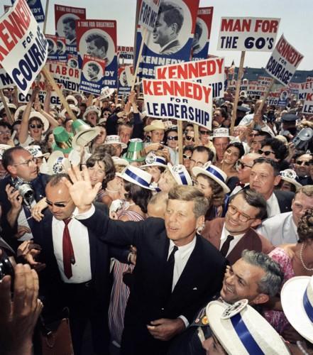 Nhung hinh anh hiem ve co Tong thong My John F. Kennedy-Hinh-11