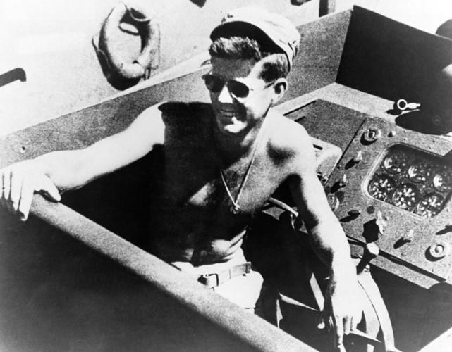 Nhung hinh anh hiem ve co Tong thong My John F. Kennedy-Hinh-2