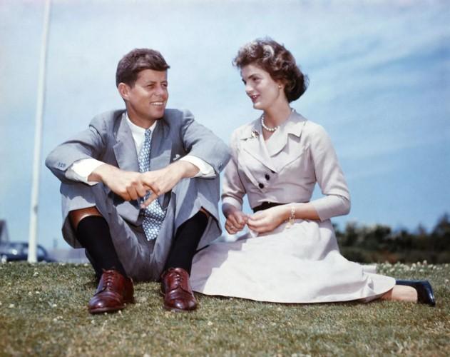 Nhung hinh anh hiem ve co Tong thong My John F. Kennedy-Hinh-4