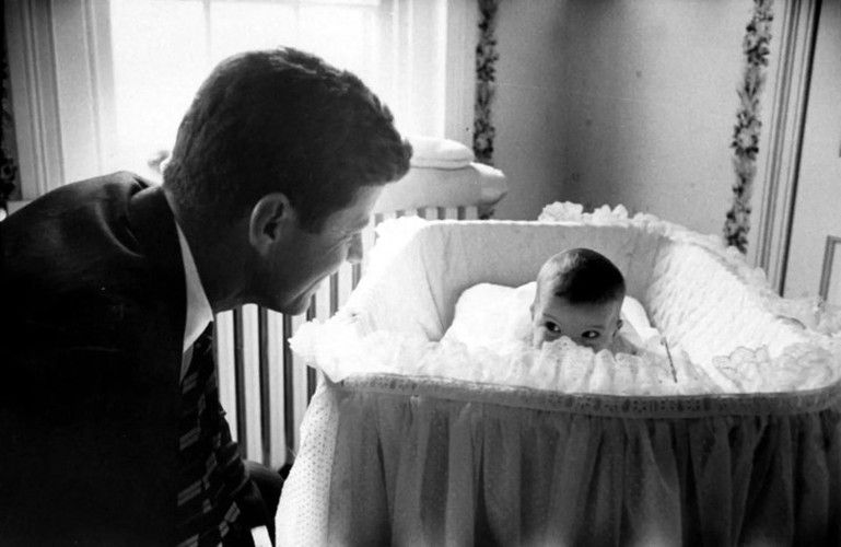 Nhung hinh anh hiem ve co Tong thong My John F. Kennedy-Hinh-8