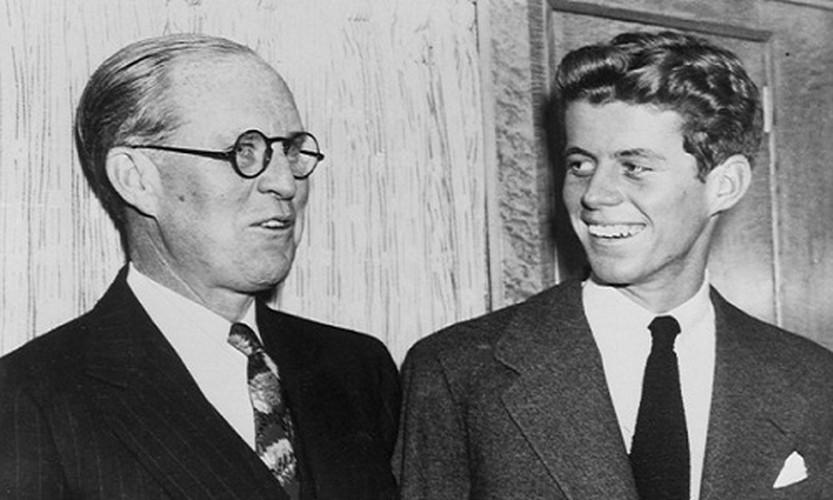 Nhung hinh anh hiem ve co Tong thong My John F. Kennedy