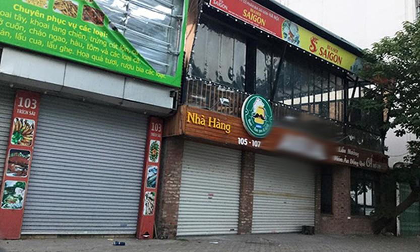 Hang quan ven Ho Tay the nao sau dai han ca chet hang loat?-Hinh-3