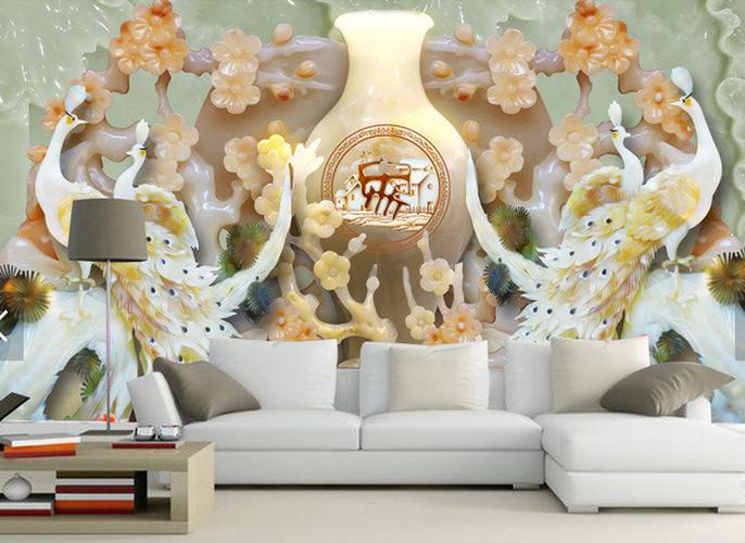 Lac vao tien canh voi da gia ngoc trang tri phong khach-Hinh-12