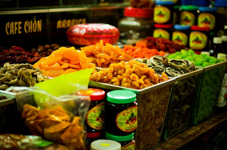 Nhung mon dac san Viet noi danh tu Bac vao Nam (3)