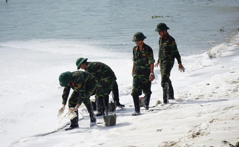 Anh: Viet Nam, My dien tap ung pho su co tran dau tren song Han-Hinh-10