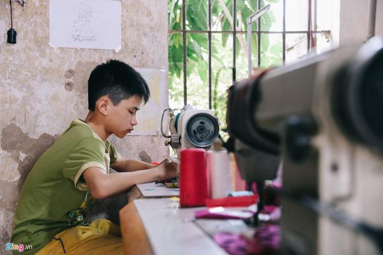 Anh: Trach Xa - noi dang nam nhi sinh ra de may ao dai-Hinh-6