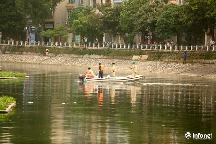 Ha Noi: Sau dung 1 nam, ca lai chet trang mat ho Hoang Cau-Hinh-4