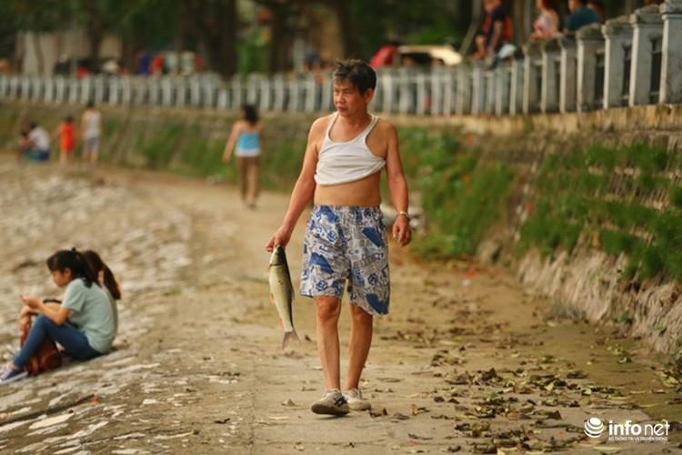 Ha Noi: Sau dung 1 nam, ca lai chet trang mat ho Hoang Cau-Hinh-8