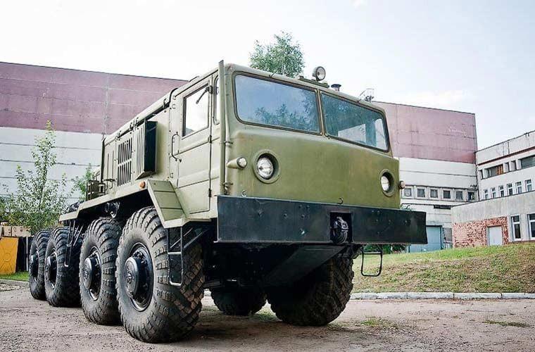 Suc manh xe cho tang Maz-537 cua Quan doi Viet Nam-Hinh-2