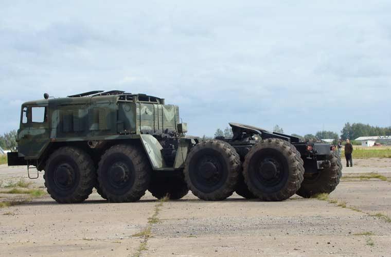 Suc manh xe cho tang Maz-537 cua Quan doi Viet Nam-Hinh-3