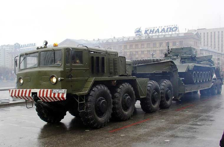 Suc manh xe cho tang Maz-537 cua Quan doi Viet Nam-Hinh-8