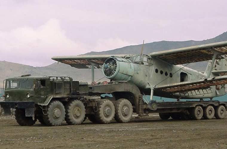 Suc manh xe cho tang Maz-537 cua Quan doi Viet Nam-Hinh-9