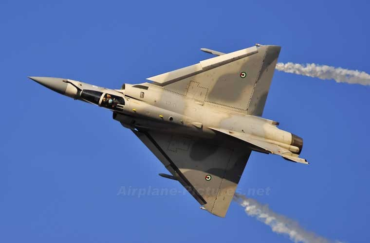 Tiem kich Mirage 2000 UAE cho Iraq co gi dac biet?