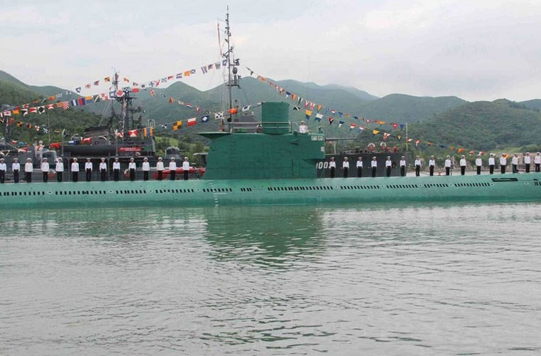 Hai quan Trieu Tien: Dong dao nhung lac hau-Hinh-11