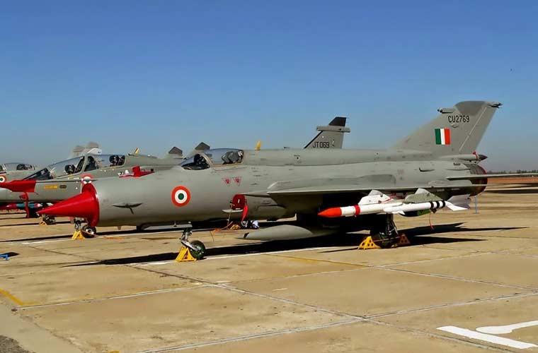 Kinh hoang vu roi chien dau co MiG-21 o An Do-Hinh-8