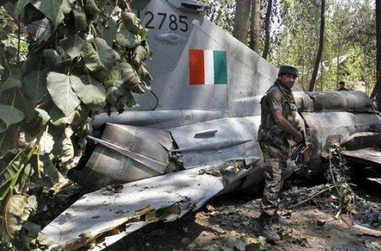 Kinh hoang vu roi chien dau co MiG-21 o An Do