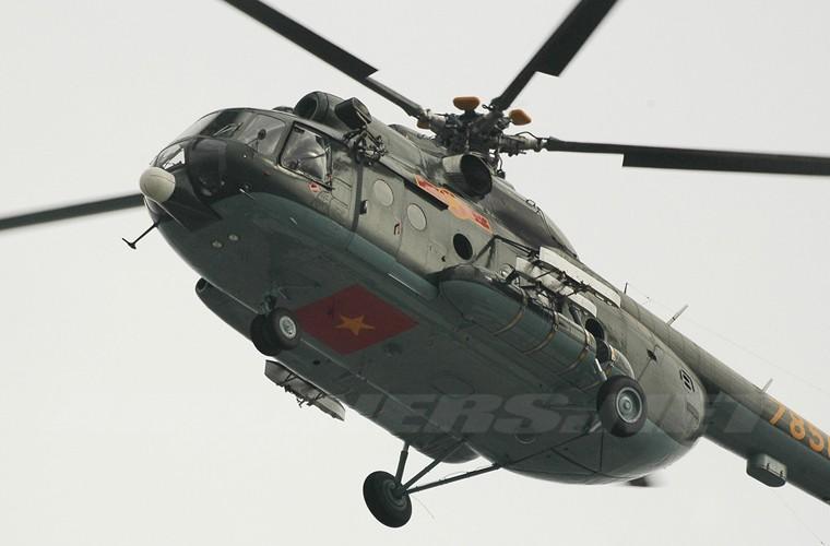 Tim hieu Trung doan 916 tham gia bao ve Dai hoi Dang (chi Huong duyet, dang 19/1)-Hinh-3