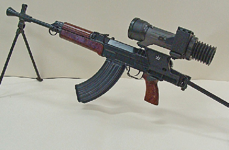 Tim hieu sung truong vz. 58 Czech bieu cho Iraq-Hinh-11