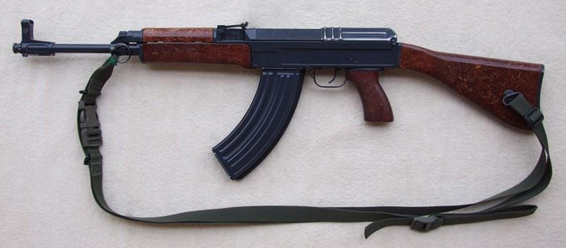 Tim hieu sung truong vz. 58 Czech bieu cho Iraq-Hinh-6