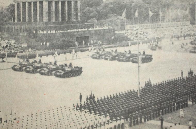 Cuộc duyệt binh HOÀNG TRÁNG ngày 2/9/1985 ở Hà Nội