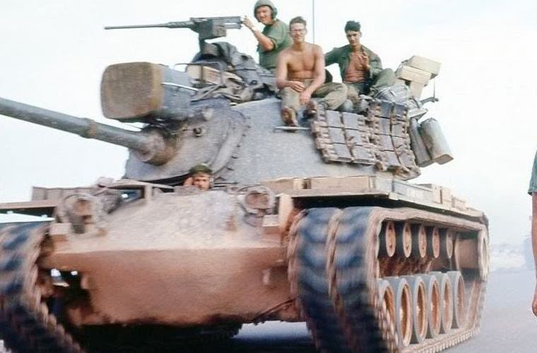 Soi loat xe tang-thiet giap My Viet Nam dang su dung (4)-Hinh-5