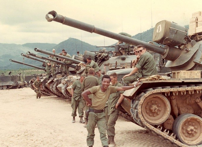 Soi loat xe tang-thiet giap My Viet Nam dang su dung (4)-Hinh-8