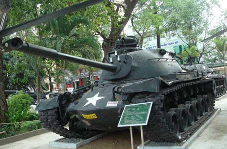 Soi loat xe tang-thiet giap My Viet Nam dang su dung (4)