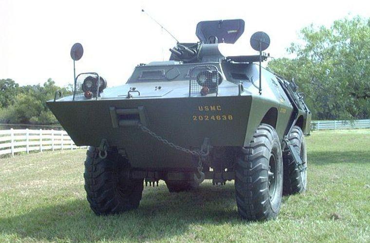 Soi loat xe tang-thiet giap My Viet Nam dang su dung (2)-Hinh-5