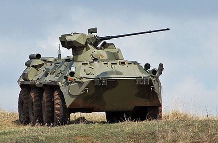 """BTR-4E/M Ukraine se """"lam co"""" BTR-82A Nga neu doi dau?-Hinh-5"""