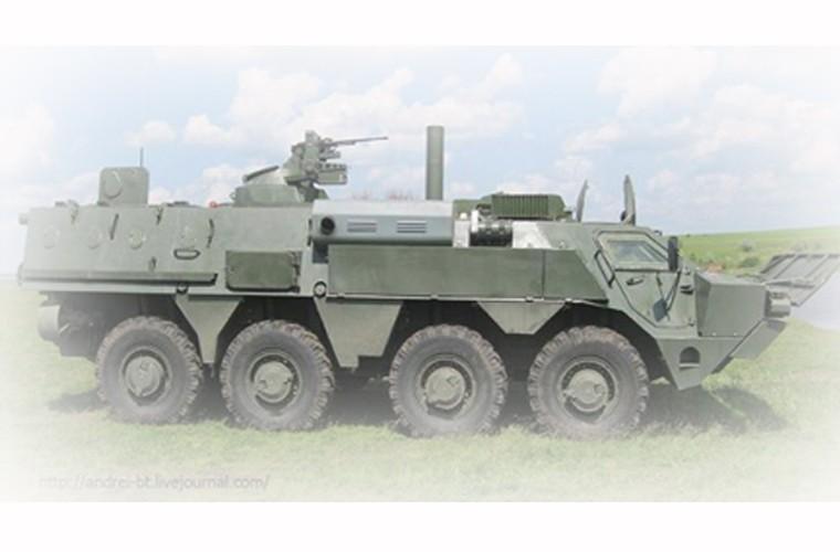 """BTR-4E/M Ukraine se """"lam co"""" BTR-82A Nga neu doi dau?-Hinh-8"""