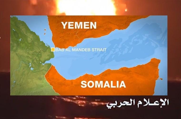 Toan canh vu phien quan Houthi oanh tac tau chien UAE