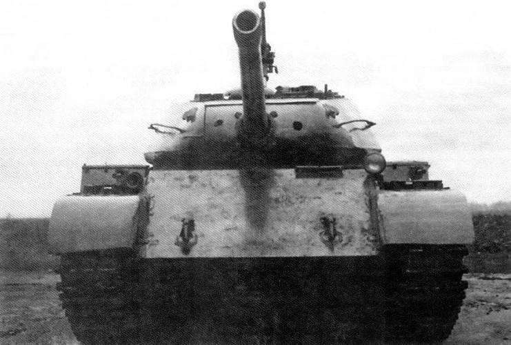 Loat anh hiem thu nghiem phien ban T-54 dau tien-Hinh-3