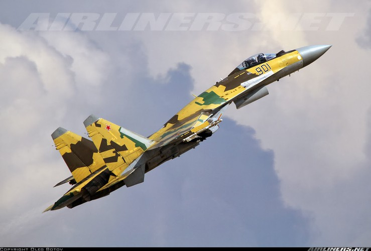 Muon lai Su-35, phi cong Trung Quoc phai hoc tieng Nga-Hinh-2