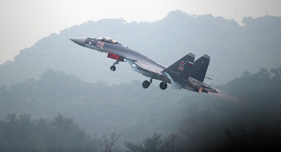 Muon lai Su-35, phi cong Trung Quoc phai hoc tieng Nga