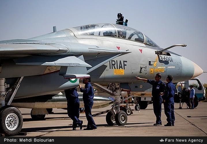 Kinh ngac canh Khong quan Iran trien khai tap tran lon-Hinh-14
