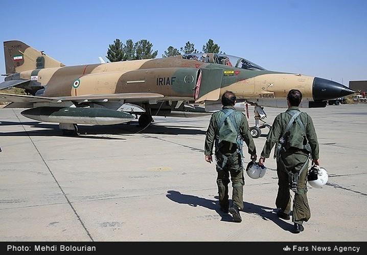 Kinh ngac canh Khong quan Iran trien khai tap tran lon-Hinh-4