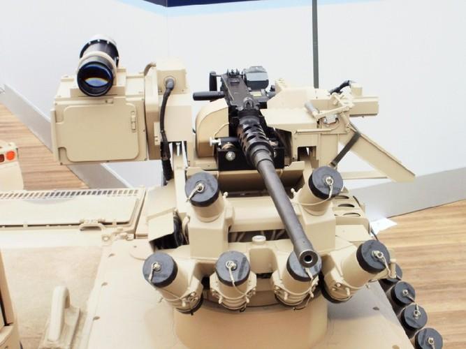 Sieu tang Duc Leopard 2A7+ lan dau tien toi dat Trung Dong-Hinh-8