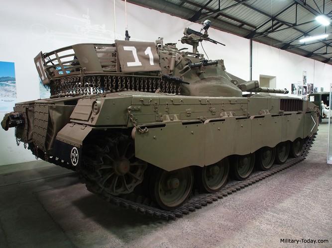 Kho tin tinh nang cho quan cua xe tang Merkava Israel-Hinh-5