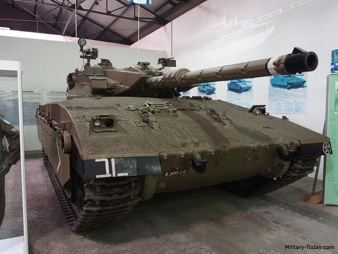 Kho tin tinh nang cho quan cua xe tang Merkava Israel-Hinh-7