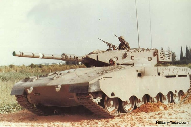Kho tin tinh nang cho quan cua xe tang Merkava Israel-Hinh-8