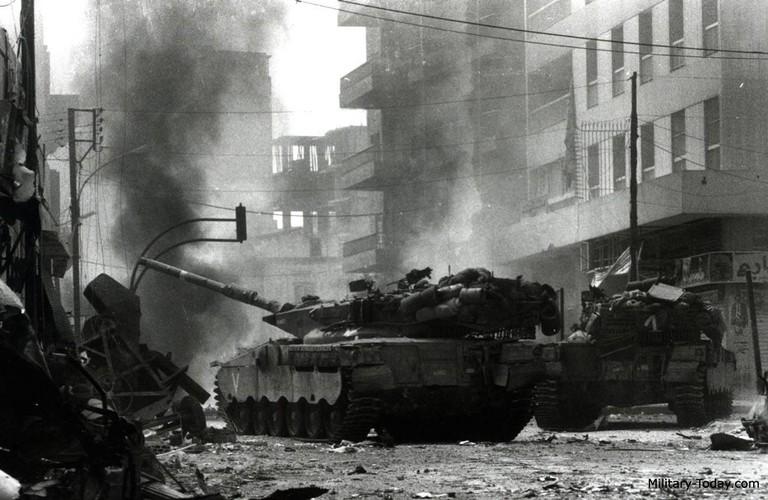 Kho tin tinh nang cho quan cua xe tang Merkava Israel-Hinh-9