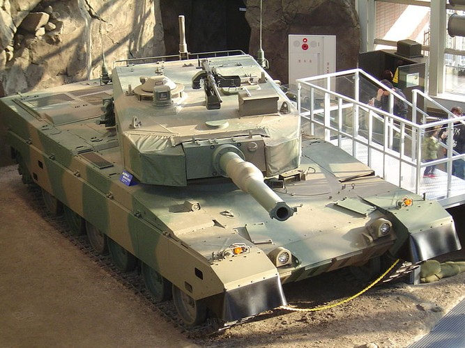 "Tiet lo ""soc"" nguon goc sieu tang Type 90 cua Nhat Ban-Hinh-4"