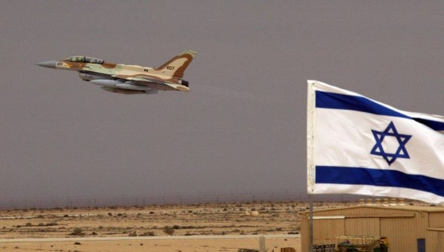 Nguy hiem chet nguoi loai ten lua Israel ban vao gan Damascus