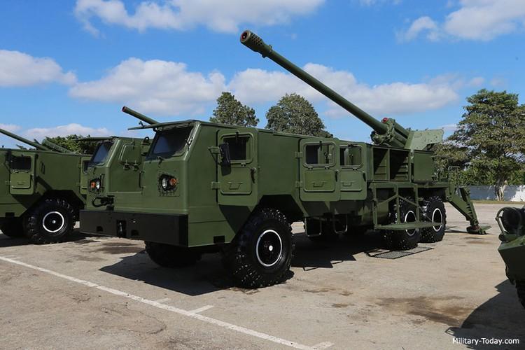 Ba phuong an de phao 130mm o lai lau hon voi QDND Viet Nam-Hinh-9