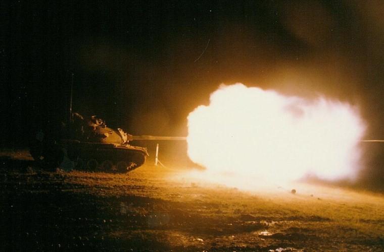 Mot giai phap kha thi nang cap xe tang M48 Viet Nam-Hinh-11